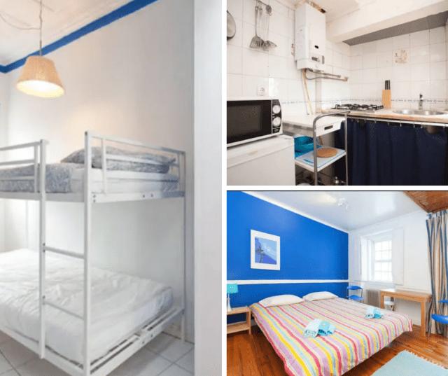 Airbnb Lisbonne