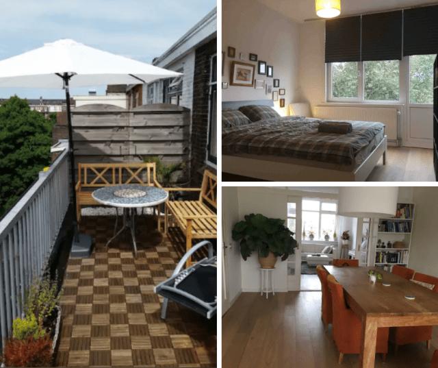 Airbnb-Rotterdam