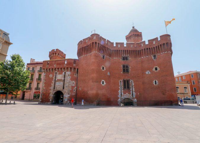 Visiter Perpignan Castillet