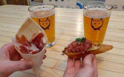Découvrez le Wolf, premier Food Market dans le centre de Bruxelles