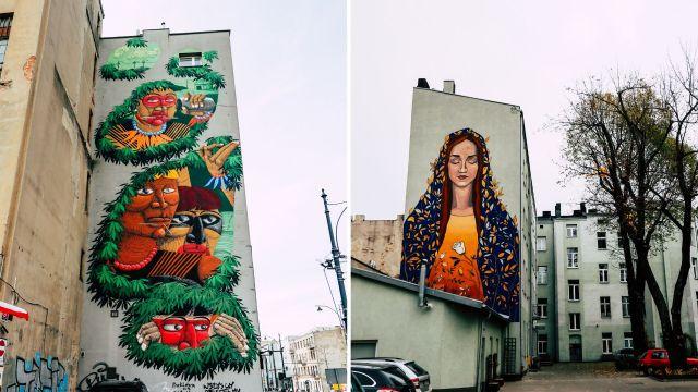 Łódź-Street-art