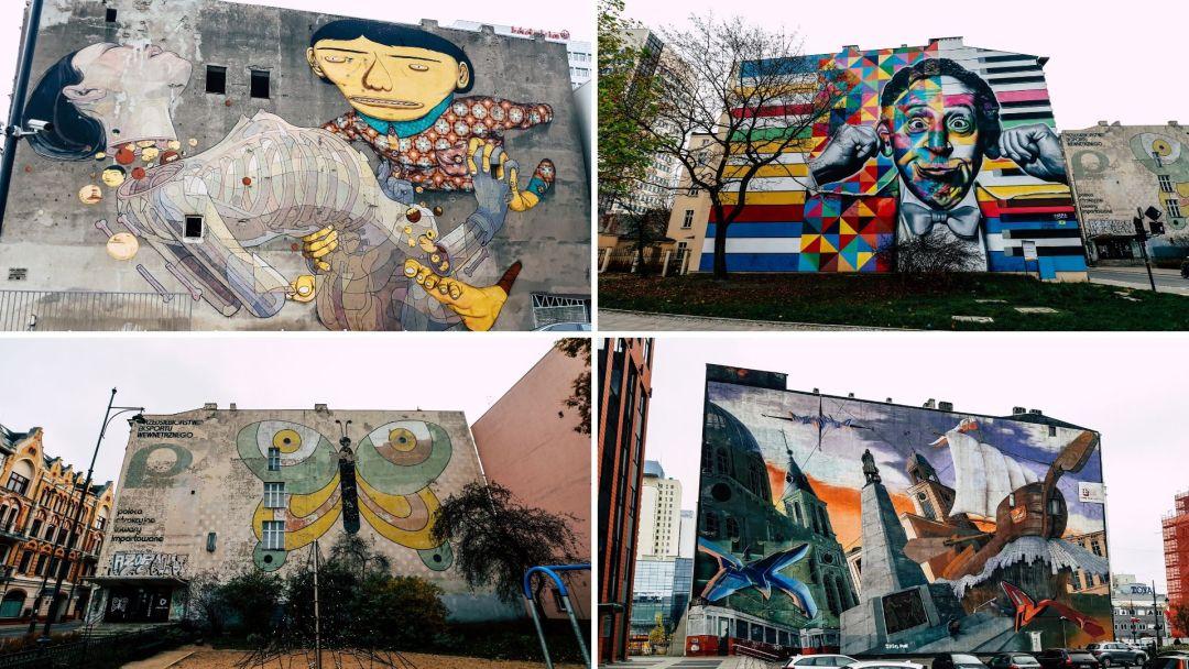 Street-art-Łódź