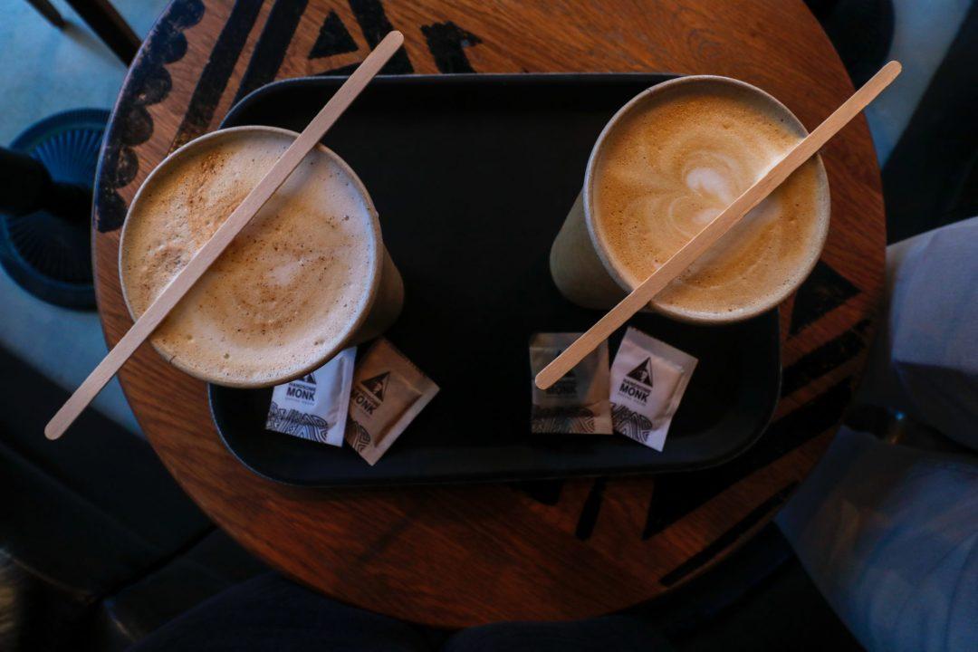Handsome Monk Coffee Cișmigiu