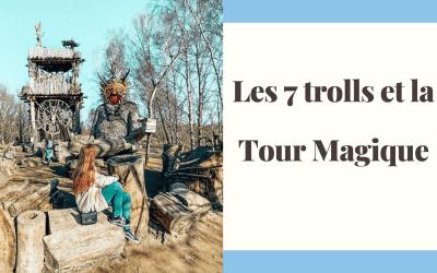 Découverte des 7 Trolls qui se cachent sur le site de Tomorrowland
