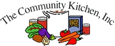 Header Logo for The Community Kitchen