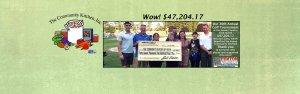 Fenton Family Dealership Golf Tournament Raises over 47,240.00.