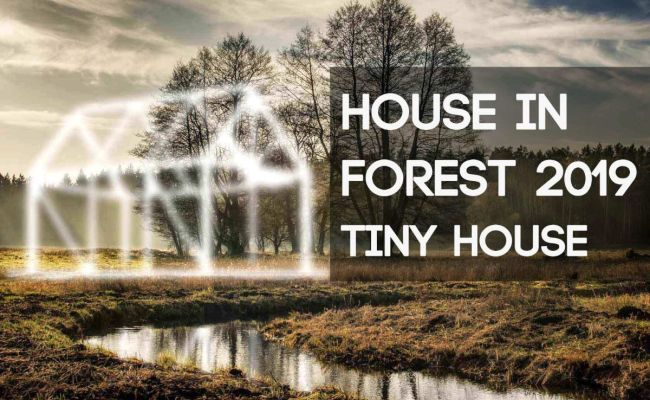 International Design Competition Of A Tiny House House In