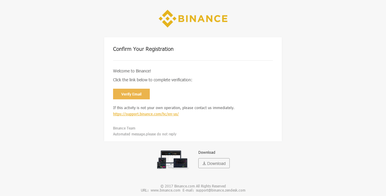 Guide: 13 Steps To Setting Up Your Binance Account