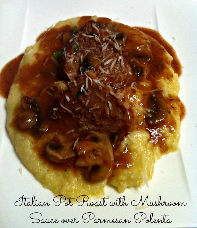 Italian Pot Roast ~ The Complete Savorist