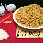 Rice Pilaf ~ This homemade classic rice and pasta side dish is far more flavorful and delicious than anything you can get from a box.  ~ The Complete Savorist by Michelle De La Cerda