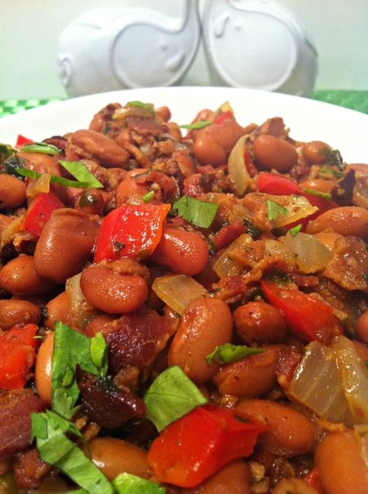 Mexican Pork n' Beans ~ The Complete Savorist