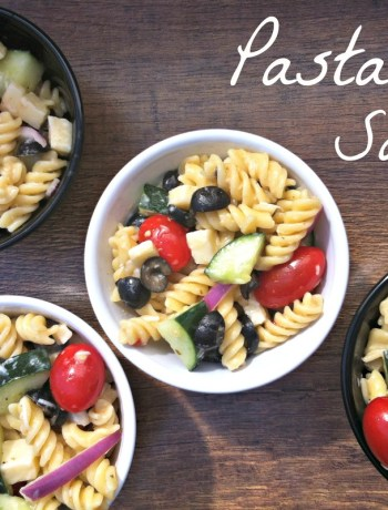 Pasta Salad ~ The Complete Savorist