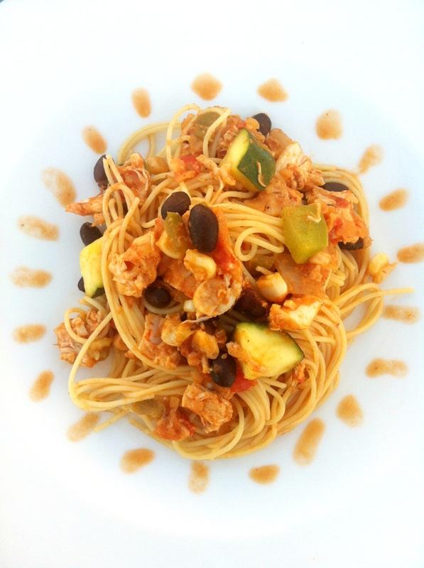 Mexican Spaghetti ~ The Complete Savorist