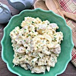 Curried Roasted Cauliflower and Potato Salad ~ The Complete Savorist