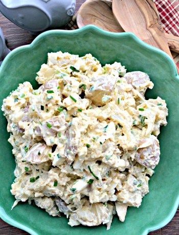 Curried Roasted Cauliflower and Potato Salad ~ The Complete Savorist