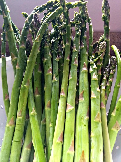 Asparagus for Creamy Asparagus Soup ~ The Complete Savorist