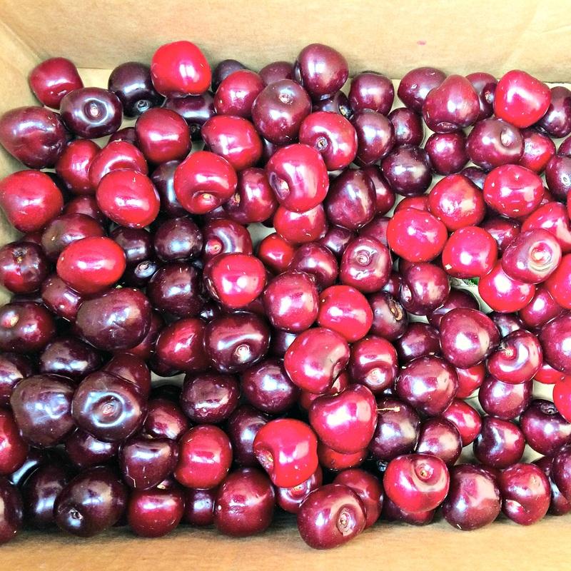Box of cherries ~ The Complete Savorist