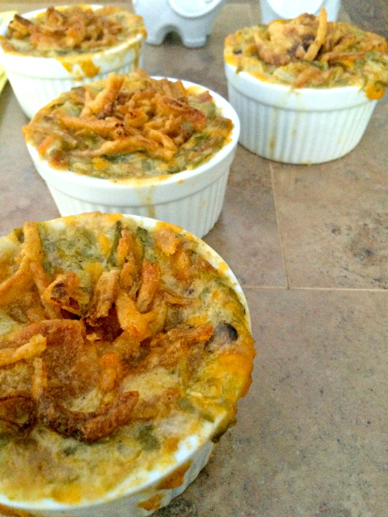 Green Bean Casserole ~ The Complete Savorist