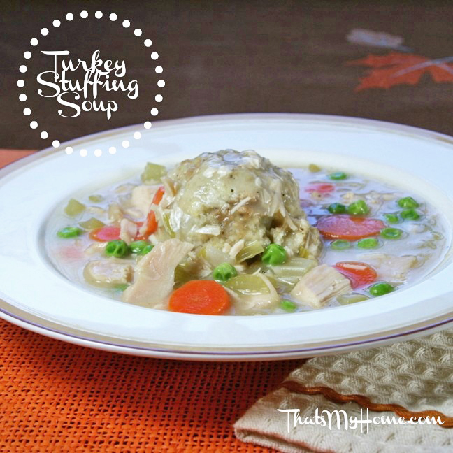 Turkey Stuffing Soup by Recipes, Food and Cooking