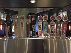 Bar 110 West  on tap