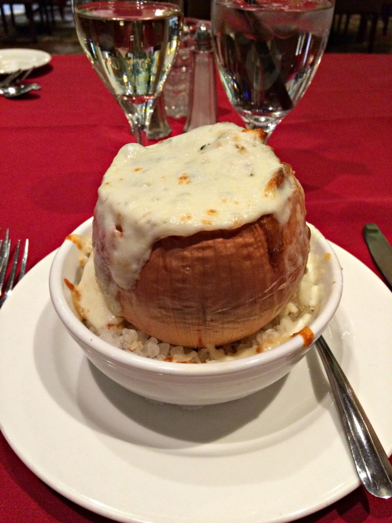 French Onion Soup from Stephen's American Bistro