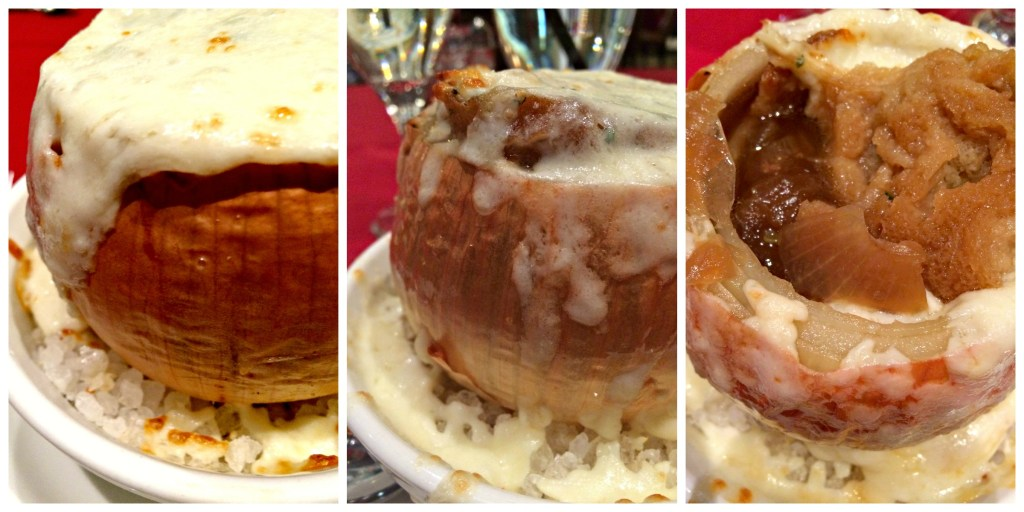 French Onion Soup at Stephen's American Bistro