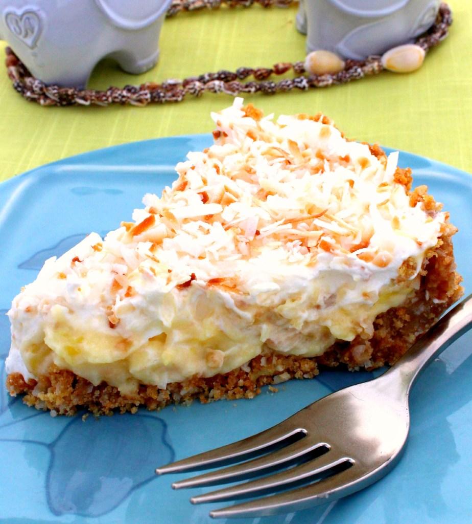 Pina Colada Pie ~ The Complete Savorist