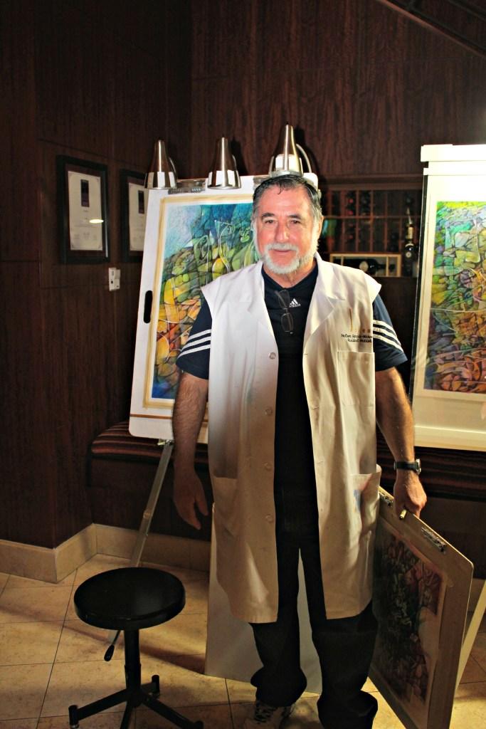 Nelson Garcia-Miranda ~ The Complete Savorist #FoodiesInPhoenix #myphx