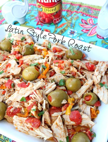 Latin Style Pork Roast ~ ~ The Complete Savorist