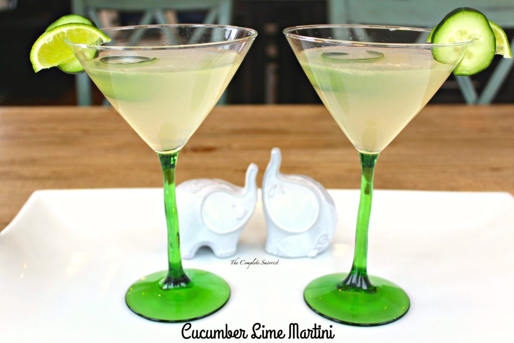 Cucumber lime martini the complete savorist cucumber lime martini cucumber vodka fresh squeezed lime and simple syrup make for sciox Gallery