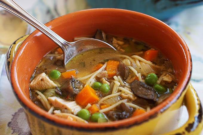 20 minute chicken noodle soup the complete savorist 20 minute chicken noodle soup soul satisfying and classically comforting this chicken noodle soup forumfinder Image collections