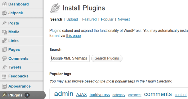 Install WordPress Plugins Automatically