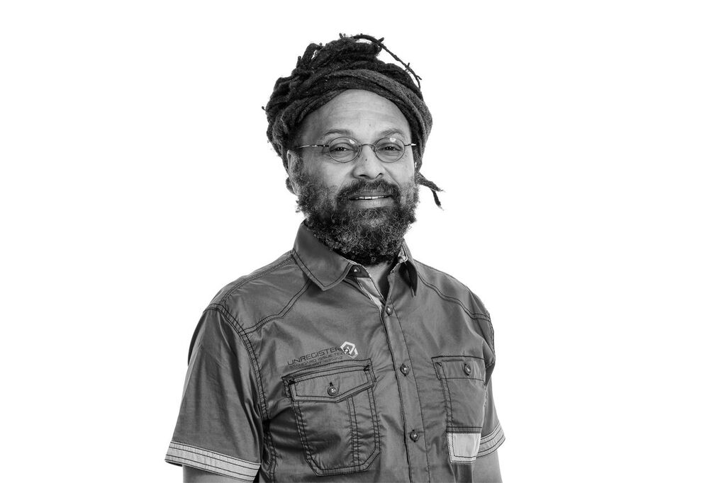 President of Black History Month, Michael Farkas.