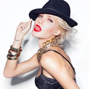 Known for her spunky style and eccentric persona, Glukoza is one of Russia's most popular pop singers.