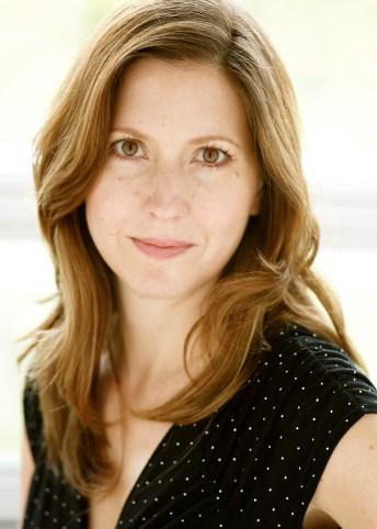 Meet Amanda Kellock, an artist in residence for Concordia's theatre program. Photo courtesy of Amanda Kellock.