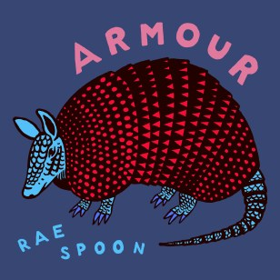 Following up on their longlisted Polaris nominee My Prairie Home, Spoon is diving back into the electronic world with Armour.