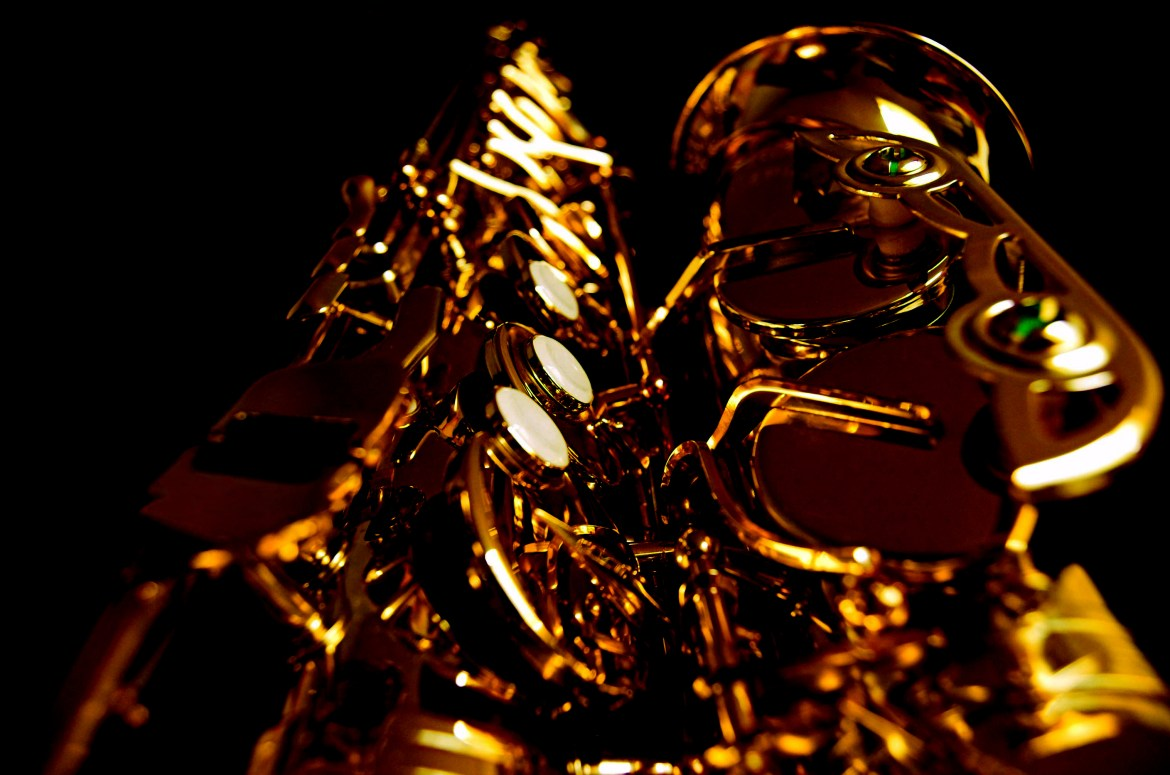 Though its beats are often based from manipulated samples from jazz records, jazz rap also occasionally features live instrumentation, sometimes provided by jazz legends themselves. Photo by Sachitha Obeysekara from Flickr.