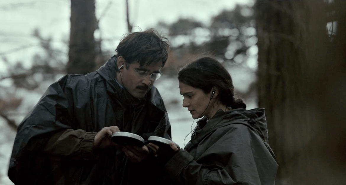 Characters played by Colin Farrell and Rachel Weisz will plot an escape from their oppressive environment.
