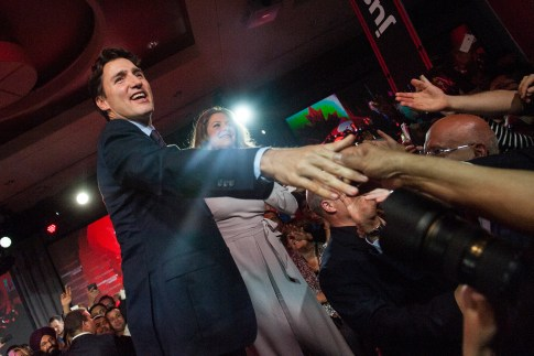Federal Elections Trudeau [Andrej]-7001416