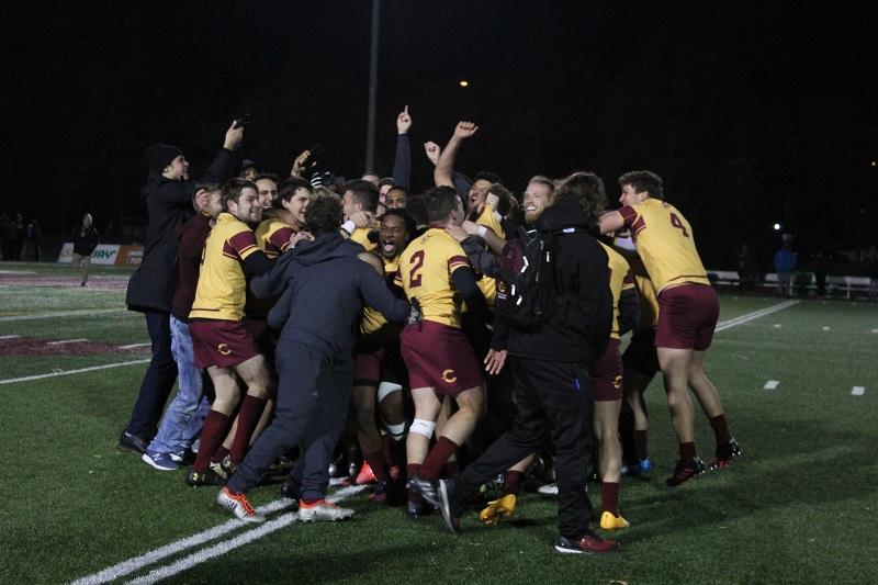 RSEQ champions