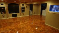 Metallic Epoxy Floors | The Concrete Protector