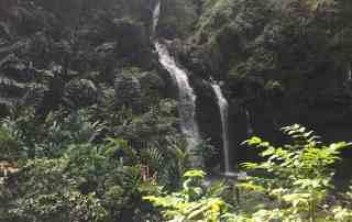 Waterfalls on the Road to Hana
