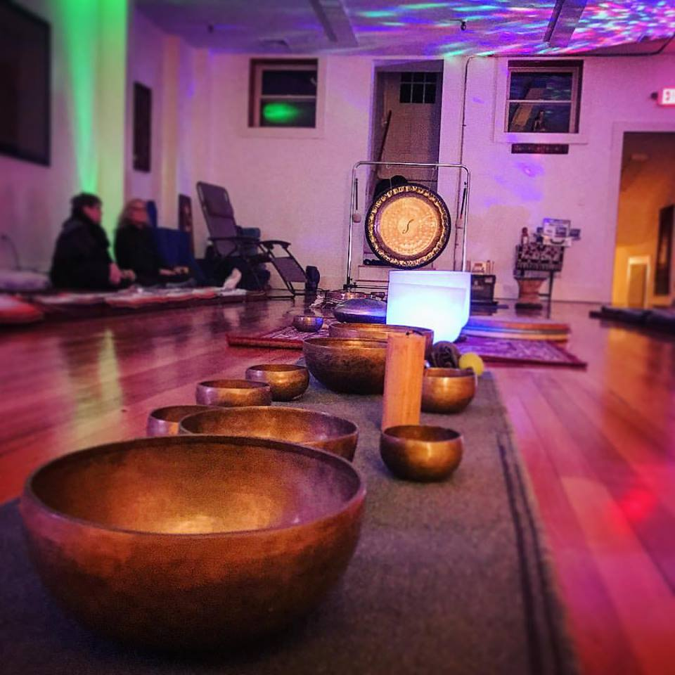 Floating Lotus' Solstice Sound Healing Meditations - The
