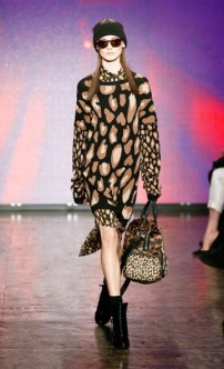 DKNY AW2013 Collection at Mercedes-Benz NYFW