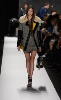 Rebecca Minkoff AW2013 Collection at Mercedes-Benz NYFW