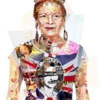 Vivienne, The Punk by Harper's Bazaar