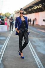 StreetStyle - Blue Trend