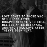 Quote_Lovecomes