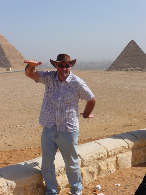 Adam walking like an Egyptian (Egyptians don't actually walk anywhere,,, they take a donkey)