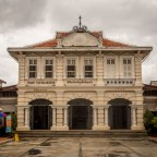 Wet weather, wet market and Sino-Portuguese architecture